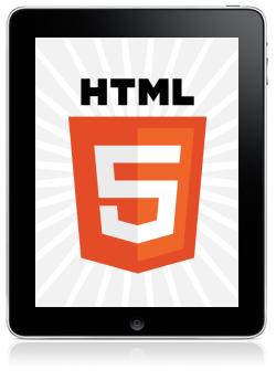 HTML5 on iPad