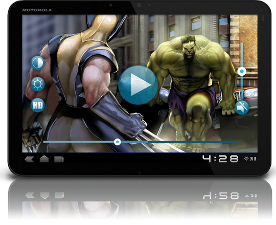 Android Video Player