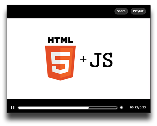 HTML5 JS Player
