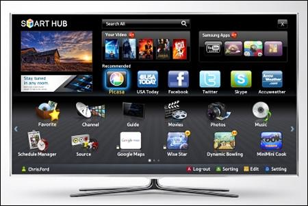 Samsung SmartTV Based Development